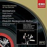 Johannes Brahms Beethoven: Triple Concerto/Brahms: Double Concerto