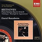 Daniel Barenboim Beethoven : Piano Sonatas
