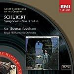 Franz Schubert Schubert: Symphonies 3,5 & 6