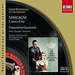 Luciano Pavarotti Mascagni: L'amico Fritz