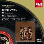 Otto Klemperer Beethoven: Missa Solemnis