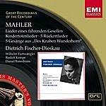 Gustav Mahler Mahler: Lieder
