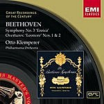 Otto Klemperer Beethoven : Symphony 3/Leonore Overtures 1 & 2