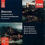Johannes Brahms Brahms: Symphony No.4. German Requiem