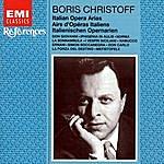 Boris Christoff Italian Opera Arias