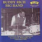 Buddy Rich Big Band Buddy Rich Big Band - Grendal Lair, Philadelphia, Pa - 8 December 1986