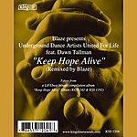 Dawn Tallman Keep Hope Alive (Blaze Remix)