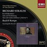 Rudolf Kempe R. Strauss: Tanz der seiben Schleier/Tod und Verklärung/Ein Heldenleben