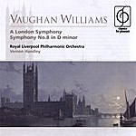 Vernon Handley Symphony No.8 in D minor