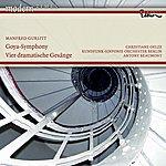 Christiane Oelze Gurlitt: Goya-Sinfonie (Goya-Symphony)/4 Dramatic Songs
