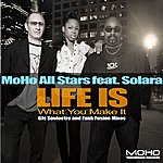 Solara Life Is What You Make It (7-Track Maxi-Single)