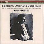 Franz Schubert Schubert: Late Piano Music Vol. 2