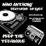 Nino Anthony Peep The Technique (6-Track Maxi-Single)(Feat. Mr. Eyez)