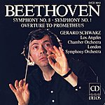 Gerard Schwarz Symphony No. 8/The Creatures Of Prometheus