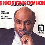 Helsinki Philharmonic Orchestra SHOSTAKOVICH, D.: Symphony No. 10 / Festive Overture (Helsinki Philharmonic Orchestra, DePreist)