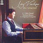 Jory Vinikour Harpsichord Recital: Vinikour, Jory - HANDEL, G.F. / BACH, J.S. / RAMEAU, J.P. / SCARLATTI, D. / COUPERIN, L. / COUPERIN, F.