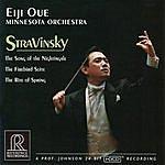 Minnesota Orchestra Stravinsky: The Rite of Spring, etc.