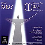 Royal Scottish National Orchestra Paul Paray: Joan of Arc Mass/Symphony No. 1