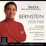 Minnesota Orchestra Bernstein: Candide Suite, Etc.