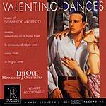 Minnesota Orchestra Argento: Valentino Dances, etc.