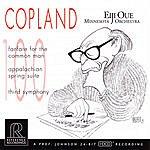 Minnesota Orchestra Copland: Third Symphony, Etc.