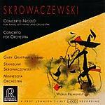 Minnesota Orchestra Skrowaczewski: Concerto Nicolo/Concerto For Orchestra