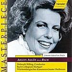 Arleen Augér Arleen Auger Sings Bach
