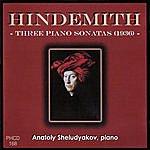 Anatoly Sheludyakov Hindemith: Three Piano Sonatas