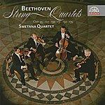 Smetana Quartet Beethoven: String Quartets Nos 11-16 incl. Grosse Fuge / Smetana Quartet