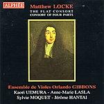 Ensemble De Violes Orlando Gibbons Matthew Locke