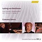Gerhard Oppitz Beethoven Piano Sonatas No. 4, 9, 10, 19, 20