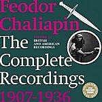 Feodor Chaliapin Chaliapin: the Complete Recordings 1907-1936 Volume 12. British and American Recordings