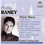Stephen Gosling Phillip Ramey - Piano Music, 1961-2003