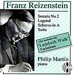 """Philip Martin Franz Reizenstein: Sonata No. 2, Legend, Scherzo in A, Suite, """"Lambeth Walk"""" Variations"""