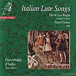 Derek Lee Ragin Italian Lute Songs