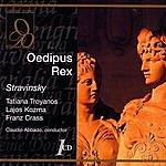 Igor Stravinsky Oedipus Rex