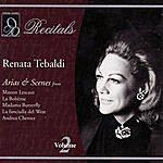Renata Tebaldi Arias & Scenes Volume 2