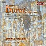 Jeremy Filsell Marcel Dupré Works Vol. 1
