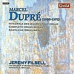 Jeremy Filsell Marcel Dupré Works Vol. 7