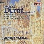 Jeremy Filsell Marcel Dupré Works Vol. 8