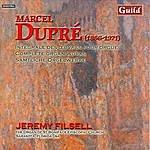 Jeremy Filsell Marcel Dupré Works Vol. 10