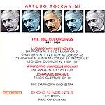 Arturo Toscanini Beethoven, Mozart, Brahms