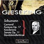 Walter Gieseking Gieseking Plays Schumann