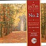 Peter Jacobs Maurice Emmanuel: Six Sonatines
