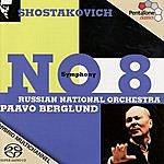 Paavo Berglund SHOSTAKOVICH: Symphony No. 8
