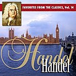 George Frideric Handel Reader's Digest Music: Favorites From The Classics Volume 14: Handel's Greatest Hits