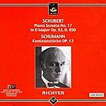 Franz Schubert Richter Plays Schubert & Schumann