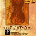 London Symphony Orchestra Concerto for violin and orchestra in D major op. 35