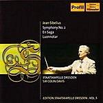Dresden Staatskapelle Sibelius: Symphony No. 2 / En Saga / Luonnotar