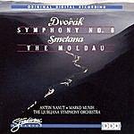 Antonin Dvorák Dvorak: Symphony No 8 - Smetana: The Moldau